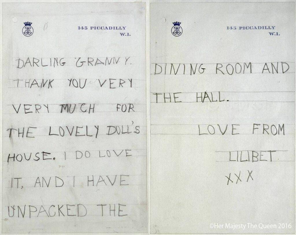 Lilibet Letter
